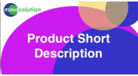 Product Short Description