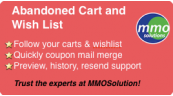 Abandoned Cart and Wish List