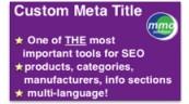 Custom meta title