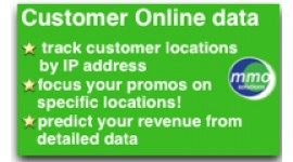 Customer Online by IP