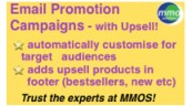 Email Promotion with Upsell