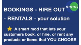 BOOKINGS - HIRE OUT - RENTALS - your solution