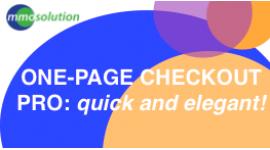 One-Page Checkout PRO- quick & elegant