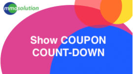 Show Coupon Count Down