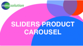 Sliders Product Carousel