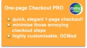 One-page Checkout Pro