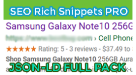 SEO Rich Snippets PRO