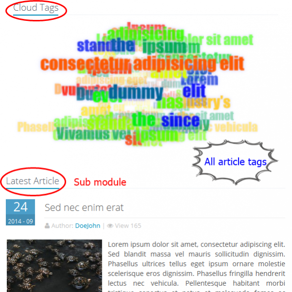 OpenBlog 1.5.x _ Blog and news for Opencart site