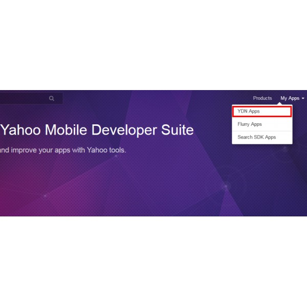 How To Create OAuth Yahoo Login Application