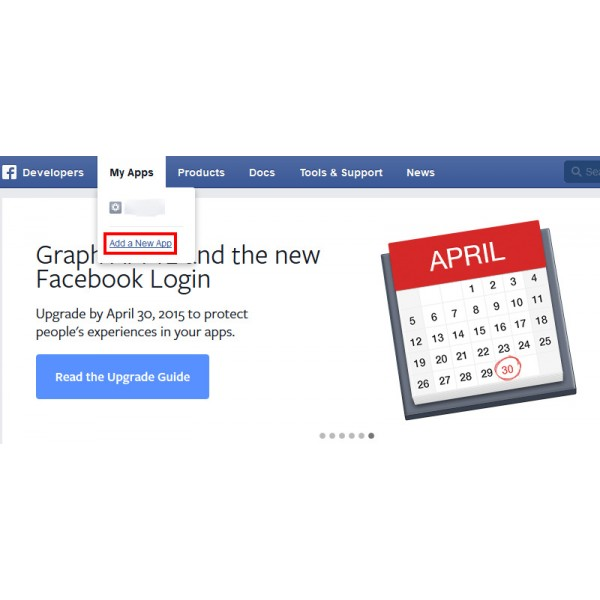 How To Create Facebook App
