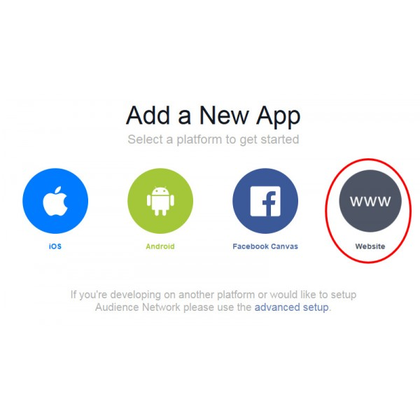 How To Create OAuth Facebook Login Application