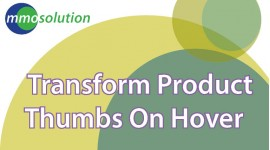 Transform Product Thumbs On Hover
