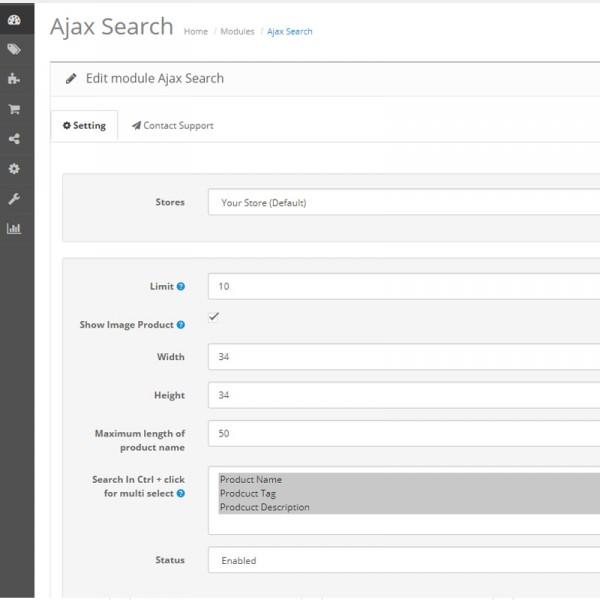 SEARCH PRO _Fast Ajaxsearch