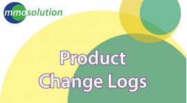 Product Change Log