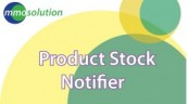 Product Stock Notifier