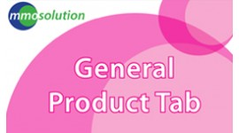General Product Tab