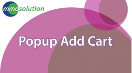 Popup Add Cart