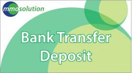 Bank Transfer Deposit