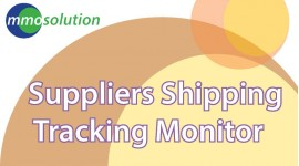 Suppliers Shipping Tracking Monitor