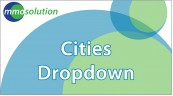 Cities Dropdown