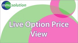 Live Option Price View