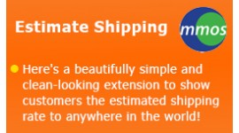 Estimate Shipping
