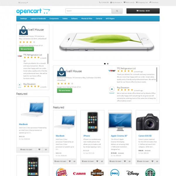 Google Customer Reviews & Map PRO