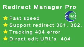 Redirect Manager Pro