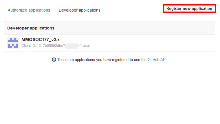 How To Create OAuth Github Login Application